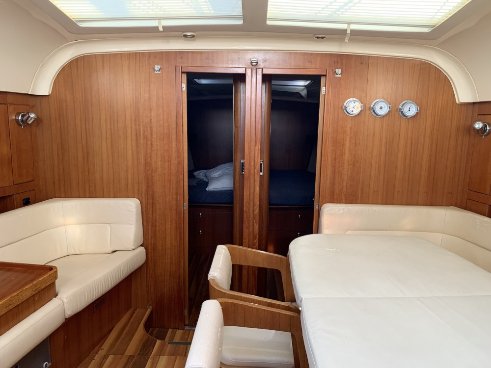 Hire Sailboat with or without skipper Elan Olympic Marina