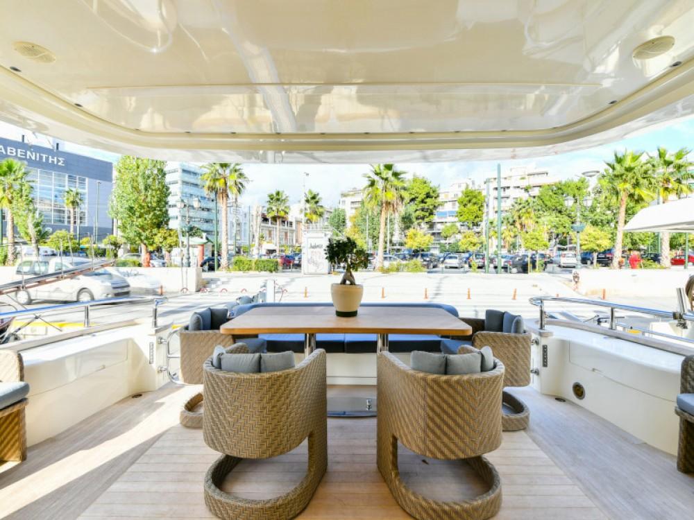 Rental yacht Marina Zeas -  Amer 92 on SamBoat