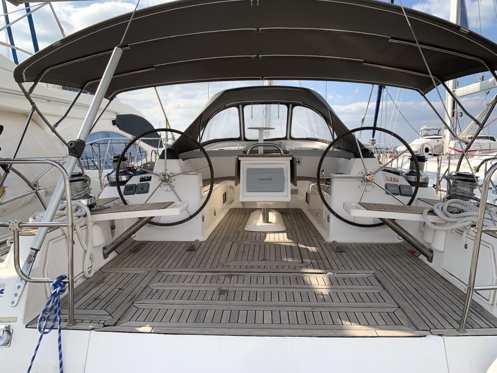 Boat rental Elan Elan 514 Impression in Olympic Marina on Samboat