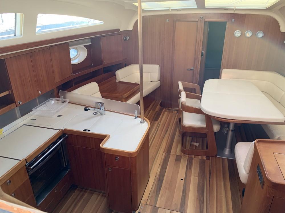 Rental Sailboat in Olympic Marina - Elan Elan 514 Impression
