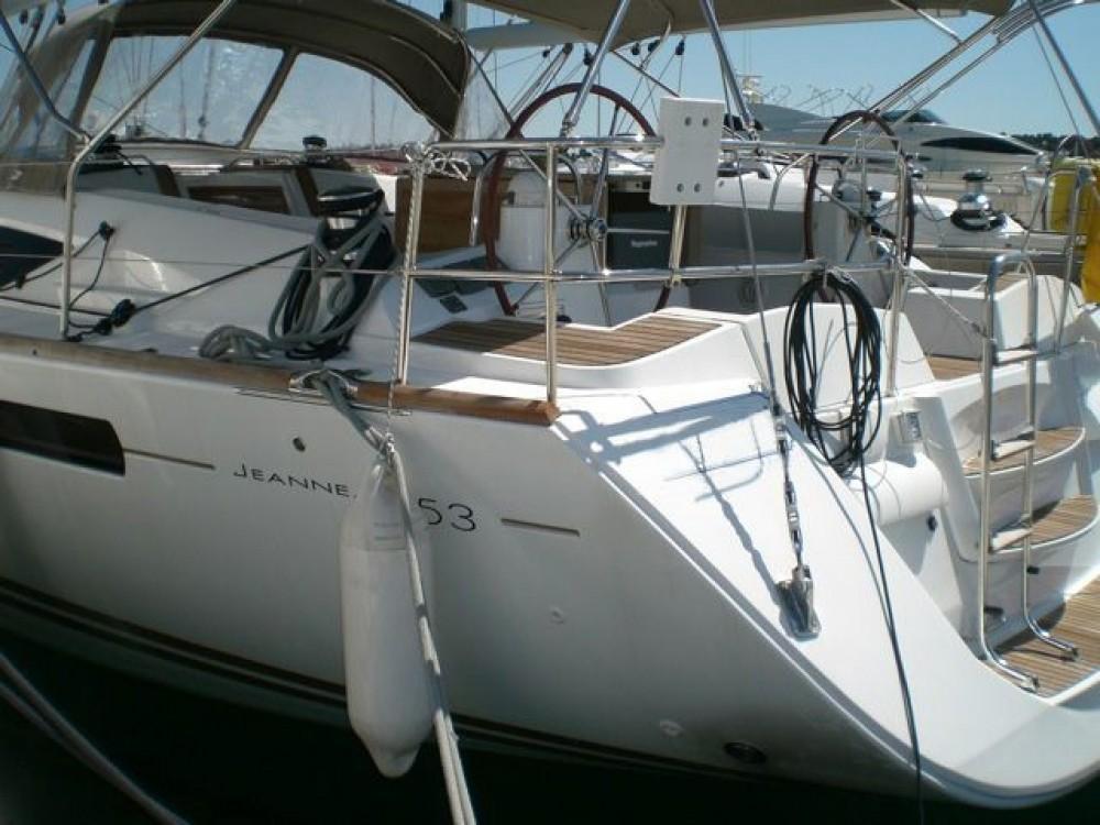 Rental yacht Skiathos - Jeanneau Jeanneau 53 on SamBoat