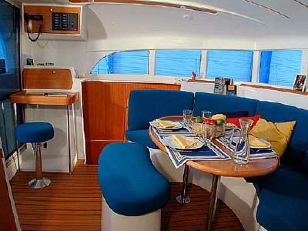 Boat rental Kos cheap Lagoon 380