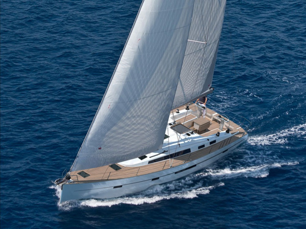Boat rental Alimos Marina cheap Bavaria Cruiser 56