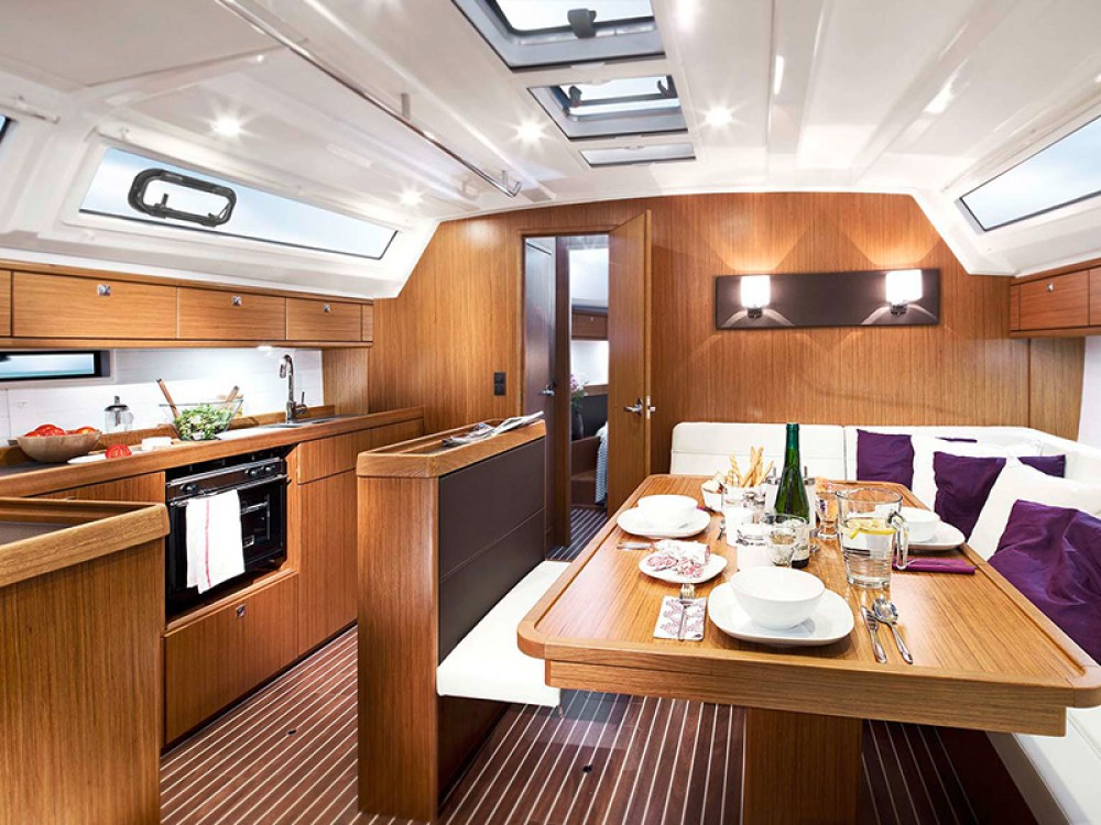 Rent a Bavaria Bavaria Cruiser 46 Sochi