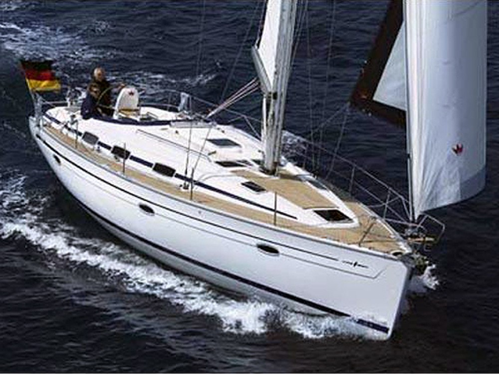 Bavaria Bavaria 39 Cruiser between personal and professional Skiathos
