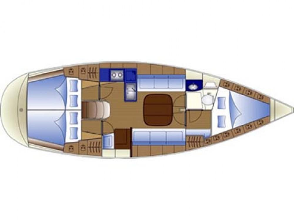 Boat rental Bavaria Bavaria 36 in Skiathos on Samboat