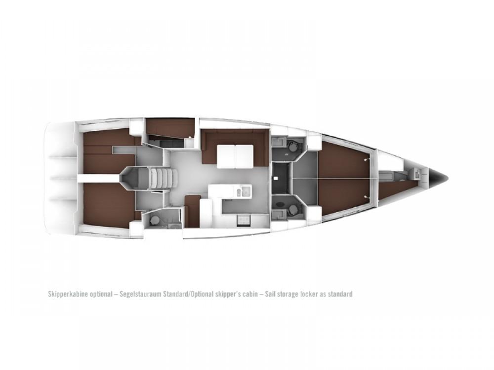 Boat rental Bavaria Bavaria Cruiser 56 in Alimos Marina on Samboat