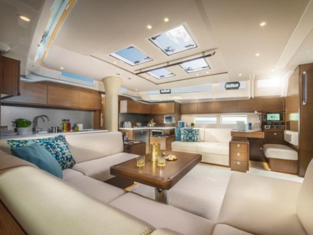 Boat rental Álimos cheap Bavaria C57