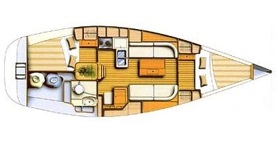 Rental yacht Kos - Dufour Dufour 34 on SamBoat