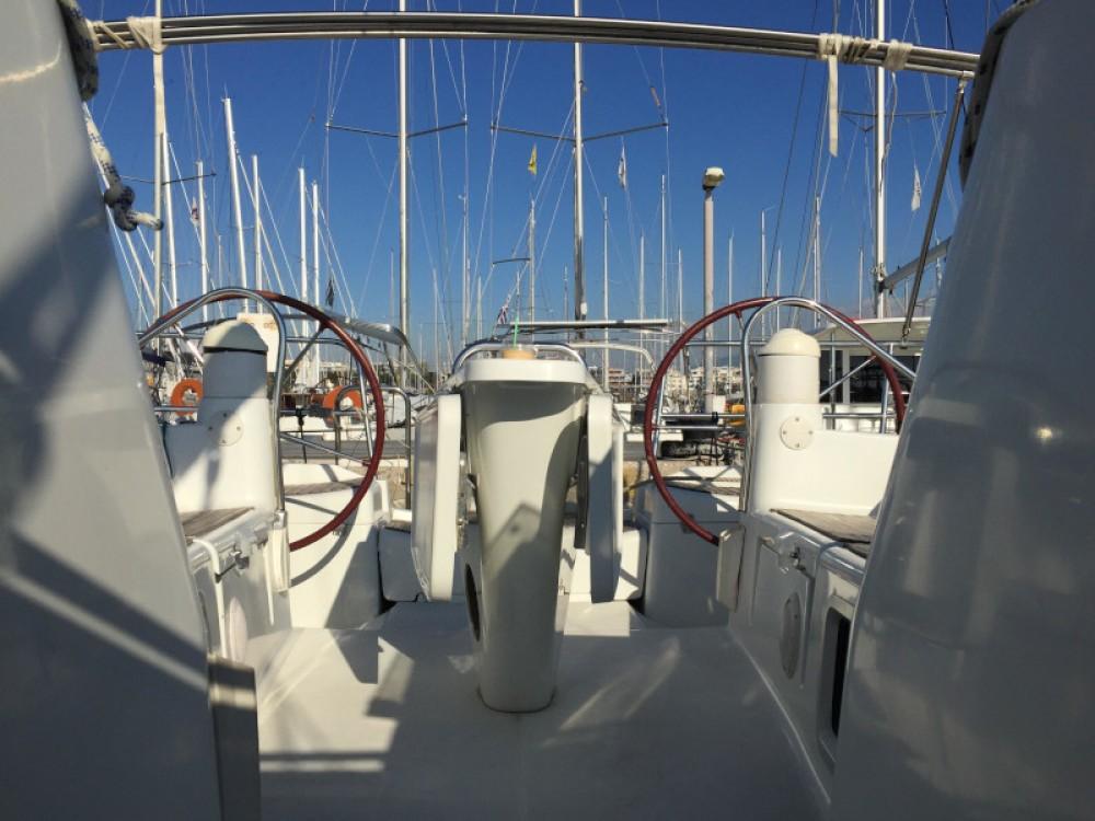 Rental yacht Álimos - Jeanneau Sun Odyssey 42i on SamBoat