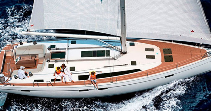Rent a Bavaria Cruiser 51 Kos