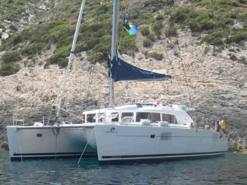 Rental yacht Kos - Lagoon Lagoon 440 on SamBoat