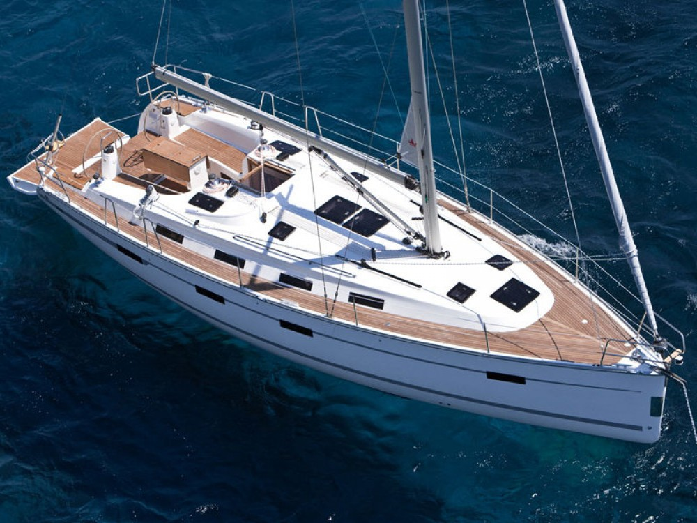 Bavaria Bavaria 40 Cruiser between personal and professional Álimos