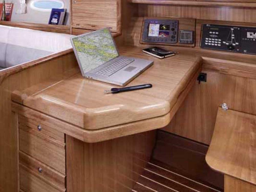 Rental Sailboat in Álimos - Bavaria Bavaria 40 Cruiser