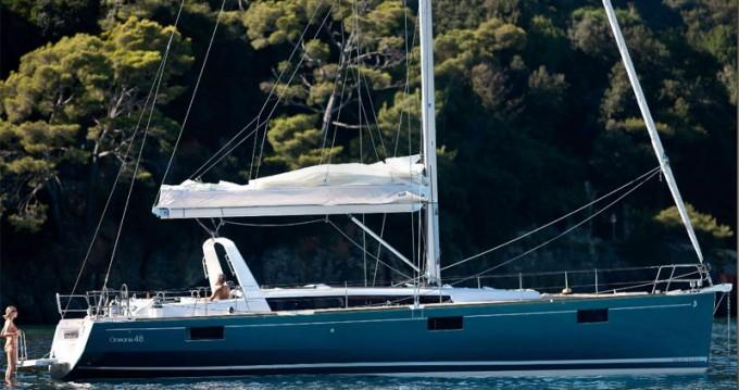 Rental yacht Kos - Bénéteau Oceanis 48 on SamBoat