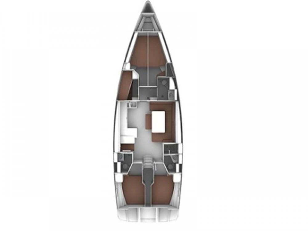 Bavaria Bavaria Cruiser 51 between personal and professional Ródos