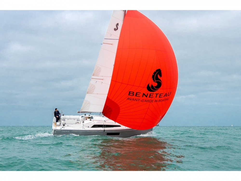 Hire Sailboat with or without skipper Bénéteau Pomer
