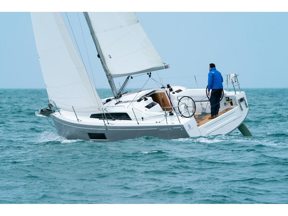 Hire Sailboat with or without skipper Bénéteau ACI marina Pomer