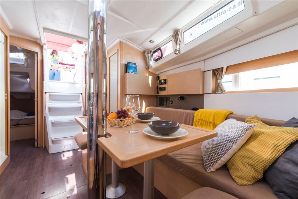 Boat rental Komolac cheap Oceanis 38.1