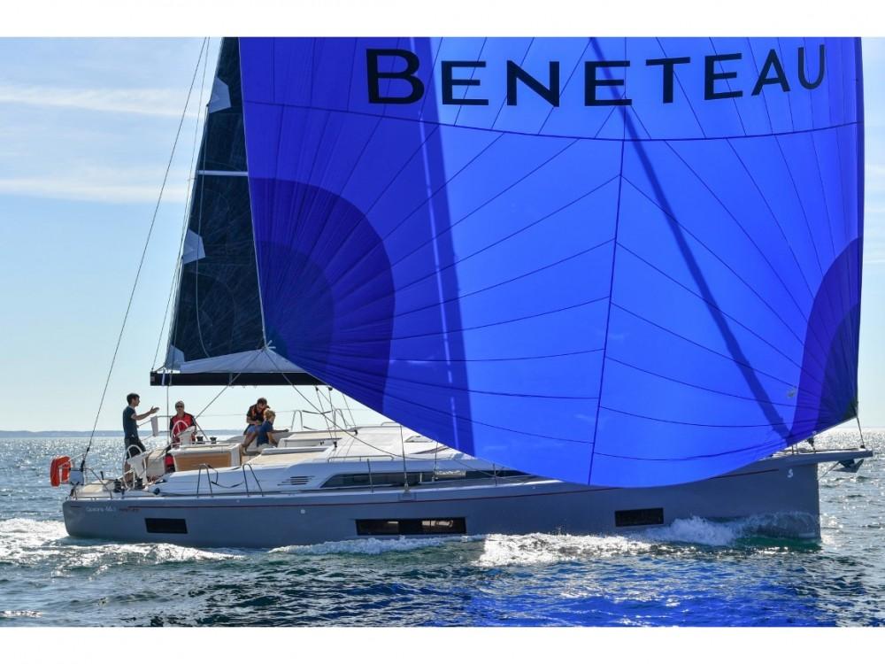 Boat rental Bénéteau Oceanis 46.1 -4cab in Split on Samboat
