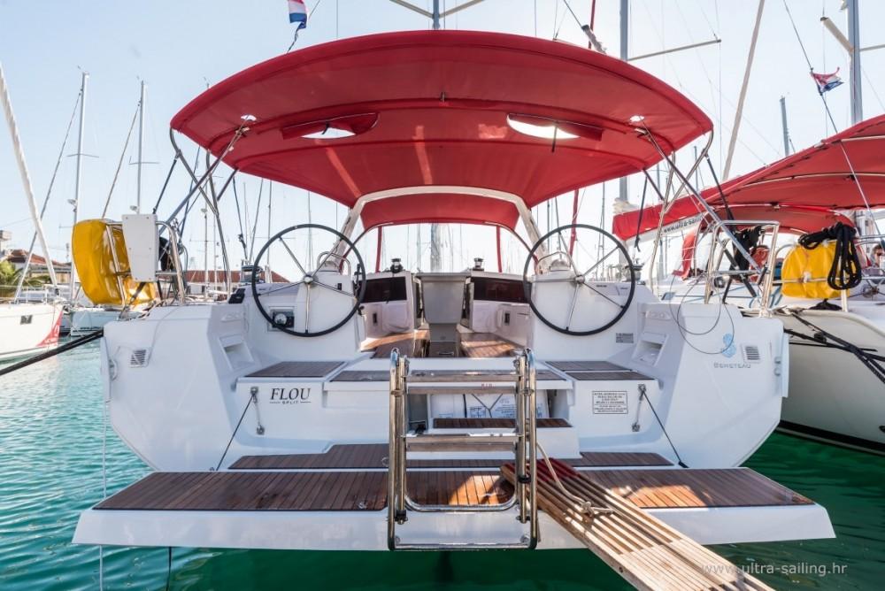 Rental yacht ACI Marina Split - Bénéteau Oceanis 48 on SamBoat