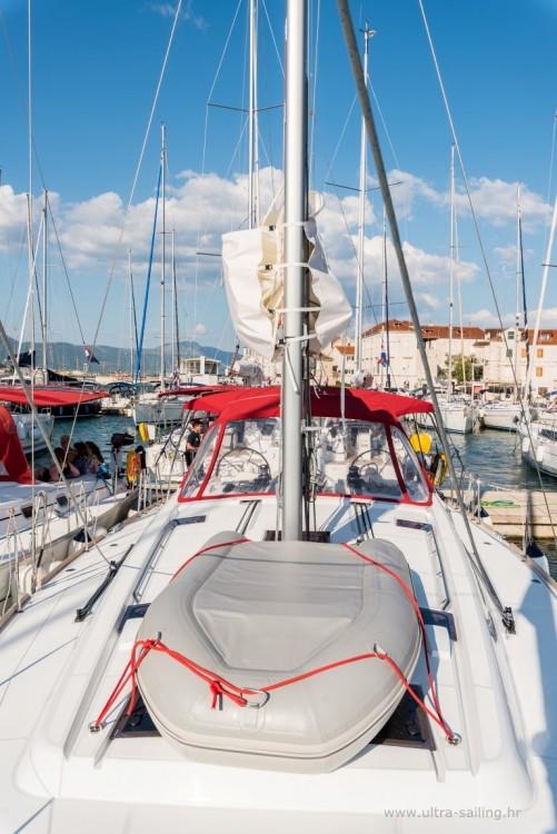 Boat rental ACI Marina Split cheap Oceanis 48