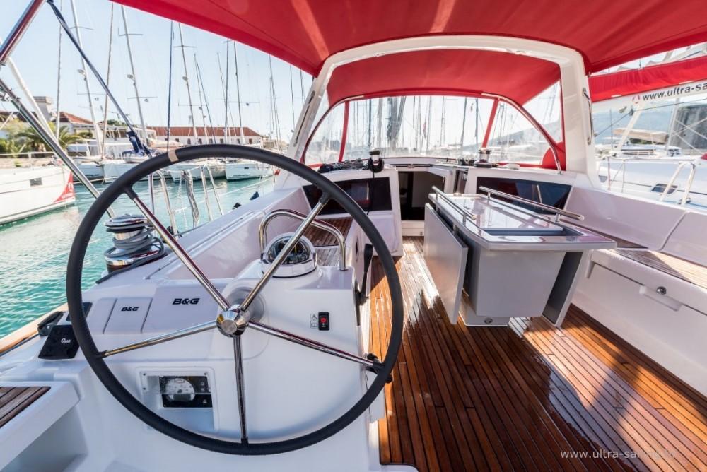 Rent a Bénéteau Oceanis 48 ACI Marina Split