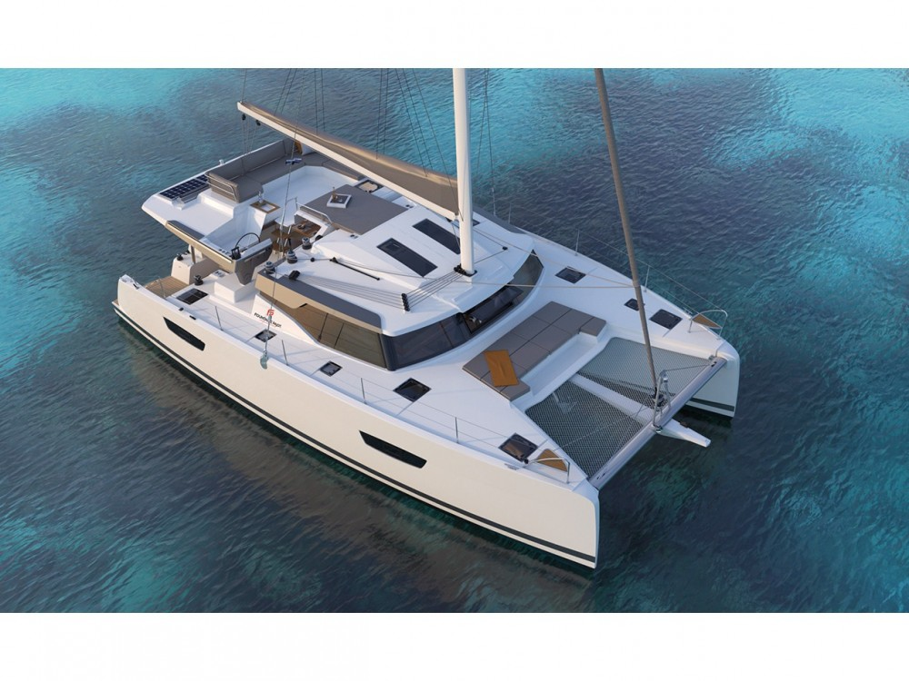 Rental yacht Seget Donji - Fountaine Pajot Elba 45 Quatour on SamBoat