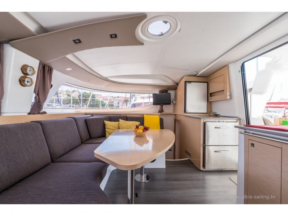 Fountaine Pajot Lipari 41 between personal and professional Seget Donji