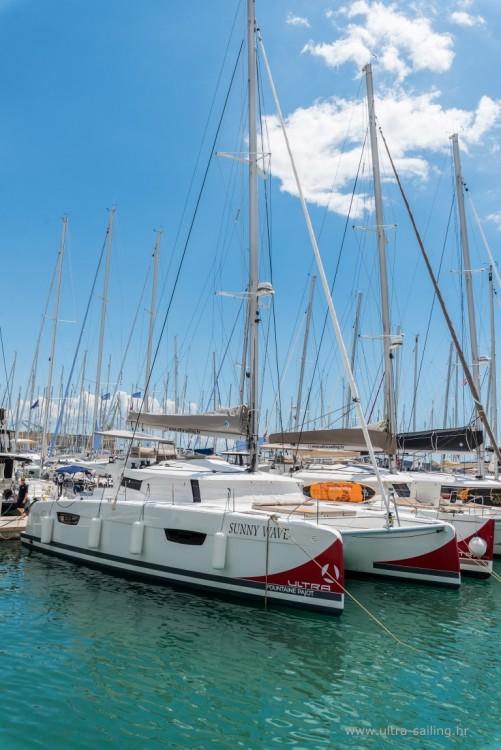 Boat rental Seget Donji cheap Saona 47 quintet