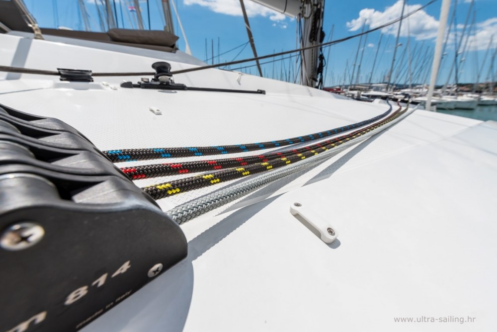 Hire Catamaran with or without skipper Fountaine Pajot Donji Seget