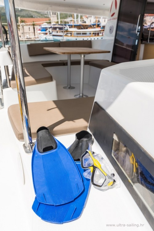 Rental yacht Seget Donji - Fountaine Pajot Lipari 41 on SamBoat