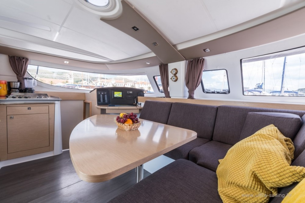 Rental Catamaran in Seget Donji - Fountaine Pajot Lipari 41