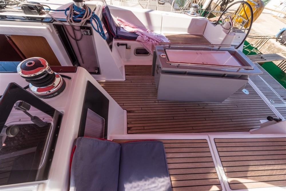 Boat rental Bénéteau Oceanis 48 in Komolac on Samboat