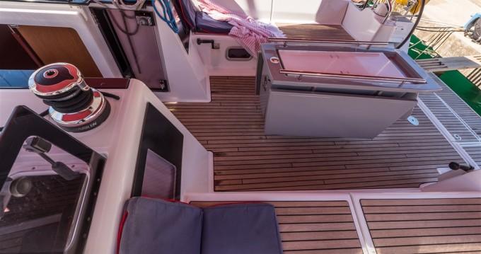 Rental Sailboat in Split - Bénéteau Oceanis 48