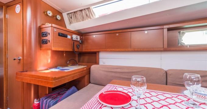 Bénéteau Oceanis 48 between personal and professional Split