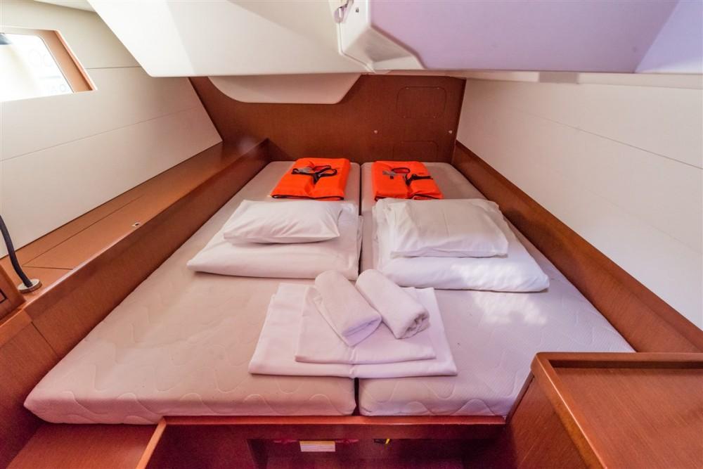 Rental Sailboat in Komolac - Bénéteau Oceanis 48