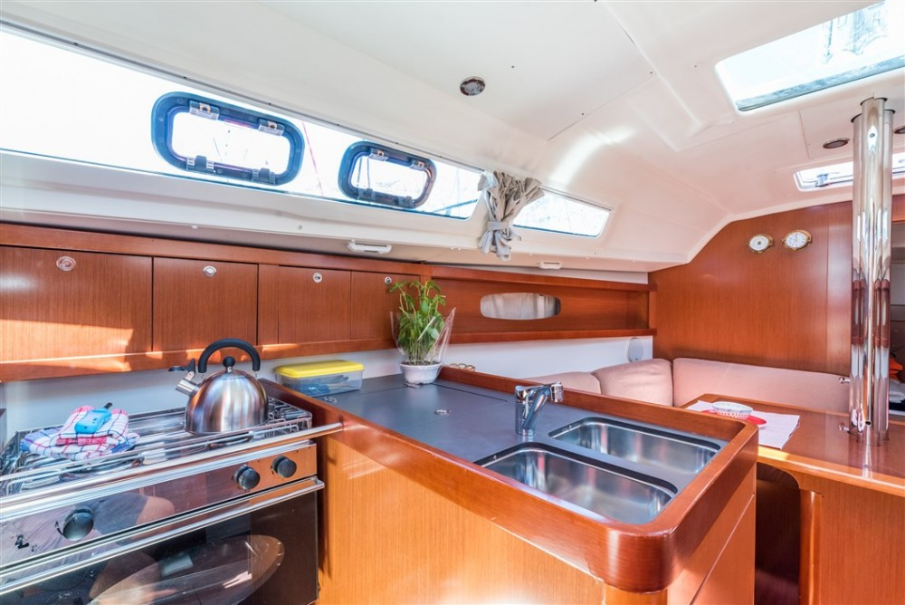 Sailboat for rent ACI marina Pomer at the best price