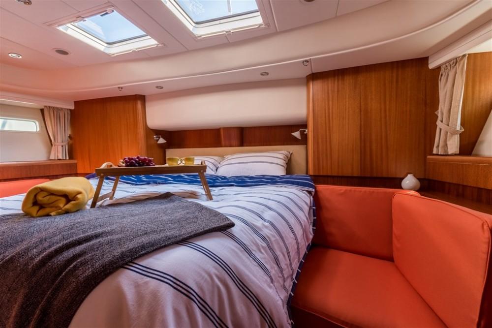 Rental Sailboat in ACI Marina Split -  Najad 570 CC
