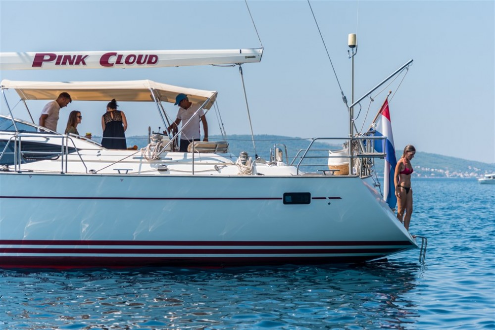 Hire Sailboat with or without skipper  ACI Marina Split