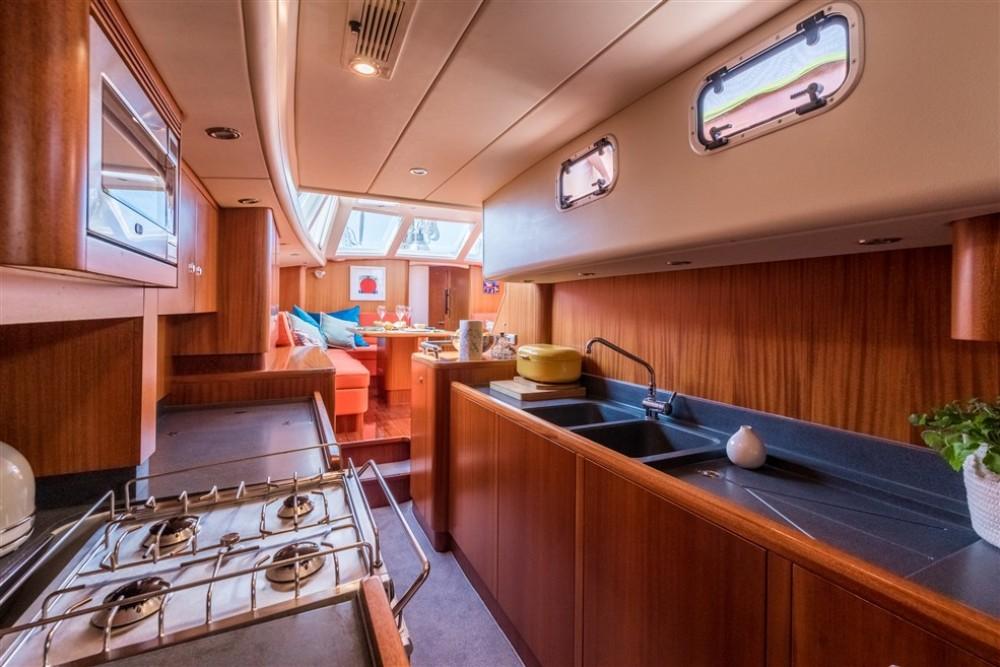 Rental yacht ACI Marina Split -  Najad 570 CC on SamBoat