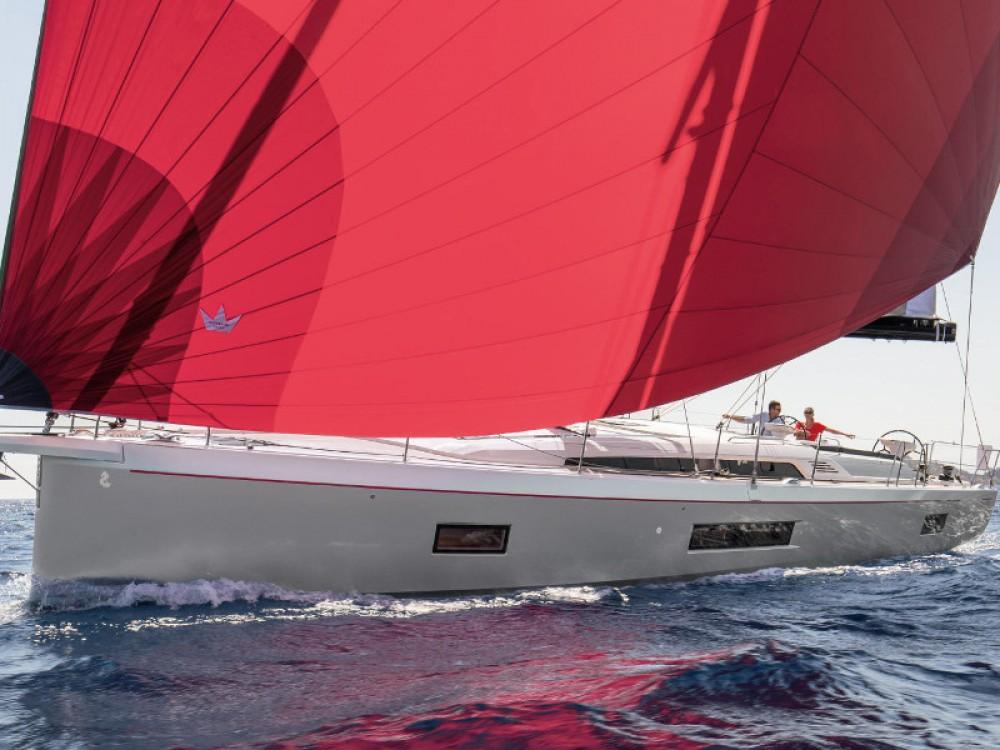 Boat rental ACI Marina Split cheap Oceanis 51.1