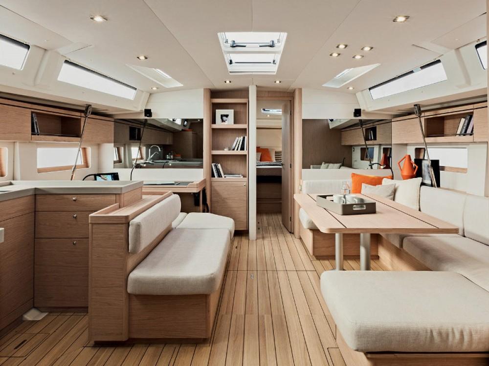 Rental Sailboat in ACI Marina Split - Bénéteau Oceanis 51.1