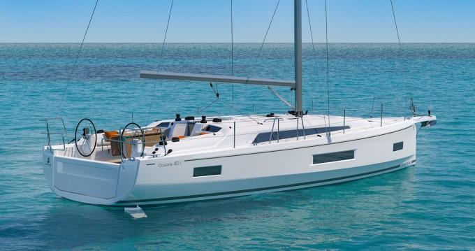 Boat rental Bénéteau Oceanis 40.1 in  on Samboat