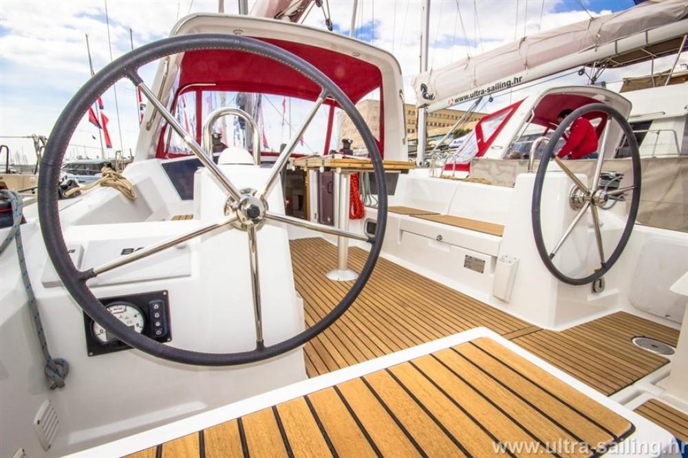 Boat rental ACI Marina Split cheap Oceanis 35