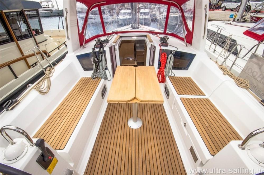 Rent a Bénéteau Oceanis 35 ACI Marina Split