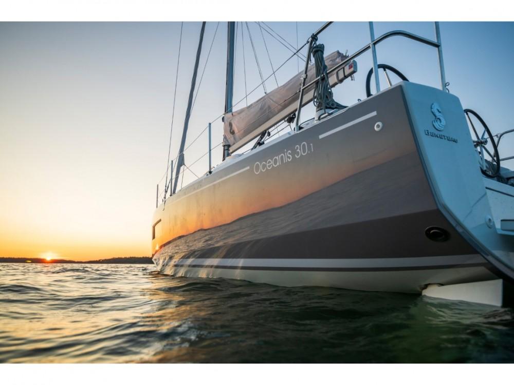 Rental Sailboat in Split - Bénéteau Oceanis 30.1