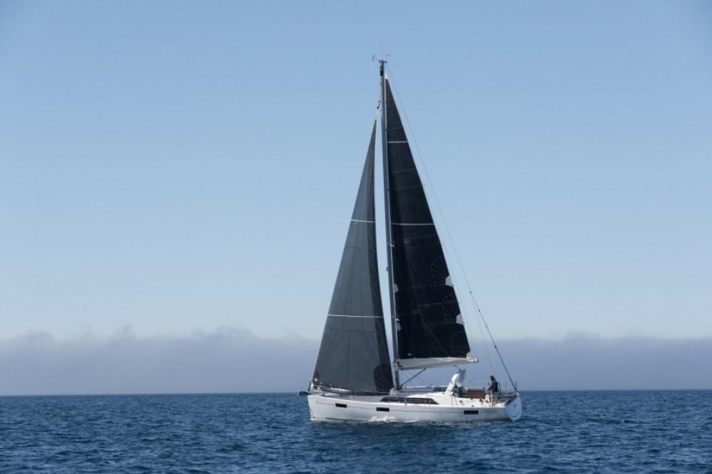 Boat rental Split cheap Oceanis 41.1