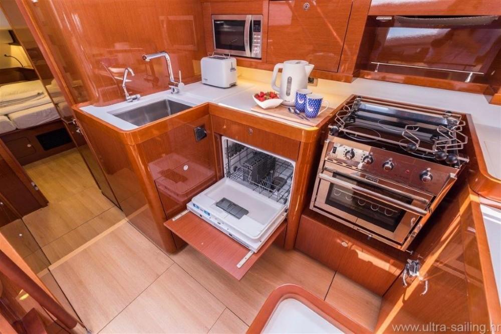 Boat rental Split cheap Oceanis 60