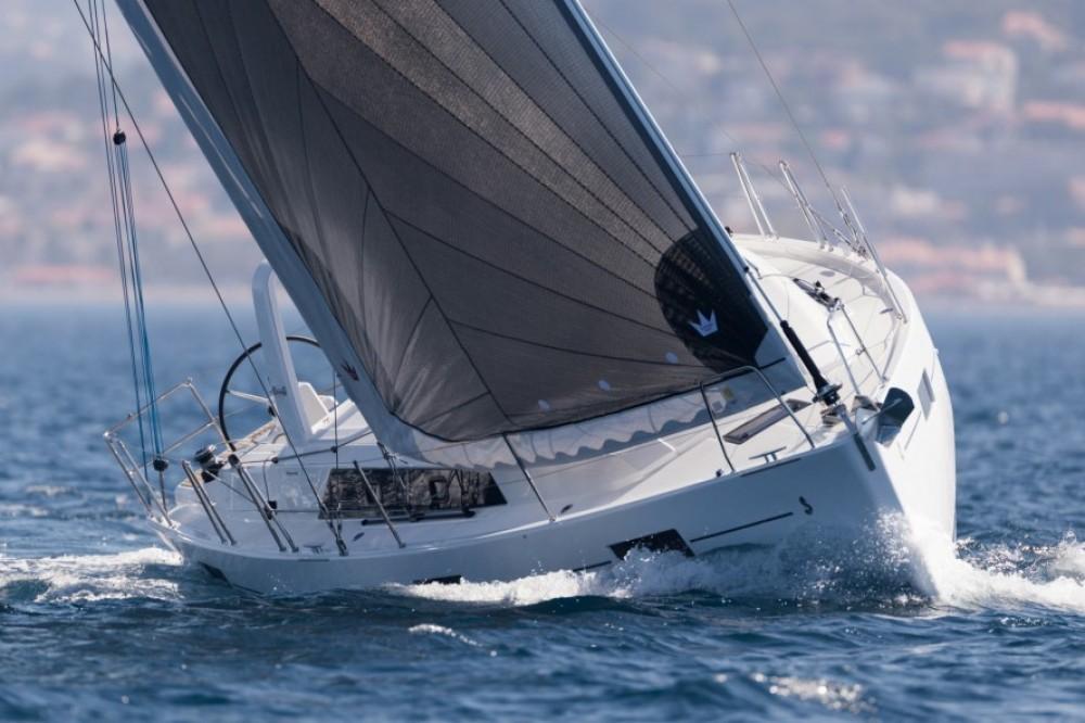 Bénéteau Oceanis 41.1 between personal and professional ACI Marina Split